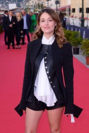 Lola Bessis at 32nd Cabourg Film Festival 2018/06/15 19