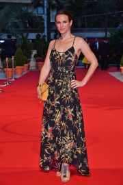 Lorie Pester at 58th International Television Festival Opening Ceremony in Monte Carlo 2018/06/15 1