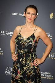 Lorie Pester at 58th International Television Festival Opening Ceremony in Monte Carlo 2018/06/15 3