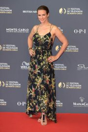 Lorie Pester at 58th International Television Festival Opening Ceremony in Monte Carlo 2018/06/15 4