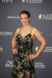 Lorie Pester at 58th International Television Festival Opening Ceremony in Monte Carlo 2018/06/15 5