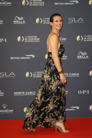 Lorie Pester at 58th International Television Festival Opening Ceremony in Monte Carlo 2018/06/15 7