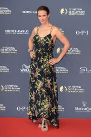 Lorie Pester at 58th International Television Festival Opening Ceremony in Monte Carlo 2018/06/15 12