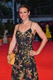 Lorie Pester at 58th International Television Festival Opening Ceremony in Monte Carlo 2018/06/15 13