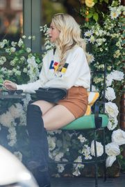 Lottie Moss Out and About in London 2018/05/17 11
