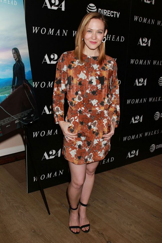 Louisa Krause at Woman Walks Ahead Special Screening in New York 2018/06/26 1