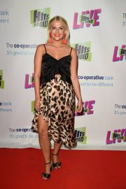 Lucy Fallon at Hits Radio Live at Manchester Arena 2018/07/14 1