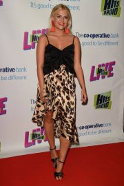 Lucy Fallon at Hits Radio Live at Manchester Arena 2018/07/14 4