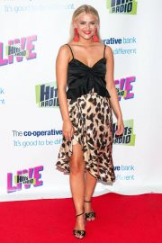 Lucy Fallon at Hits Radio Live at Manchester Arena 2018/07/14 5