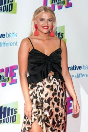 Lucy Fallon at Hits Radio Live at Manchester Arena 2018/07/14 6