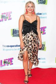 Lucy Fallon at Hits Radio Live at Manchester Arena 2018/07/14 9
