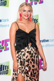 Lucy Fallon at Hits Radio Live at Manchester Arena 2018/07/14 10