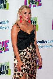 Lucy Fallon at Hits Radio Live at Manchester Arena 2018/07/14 13