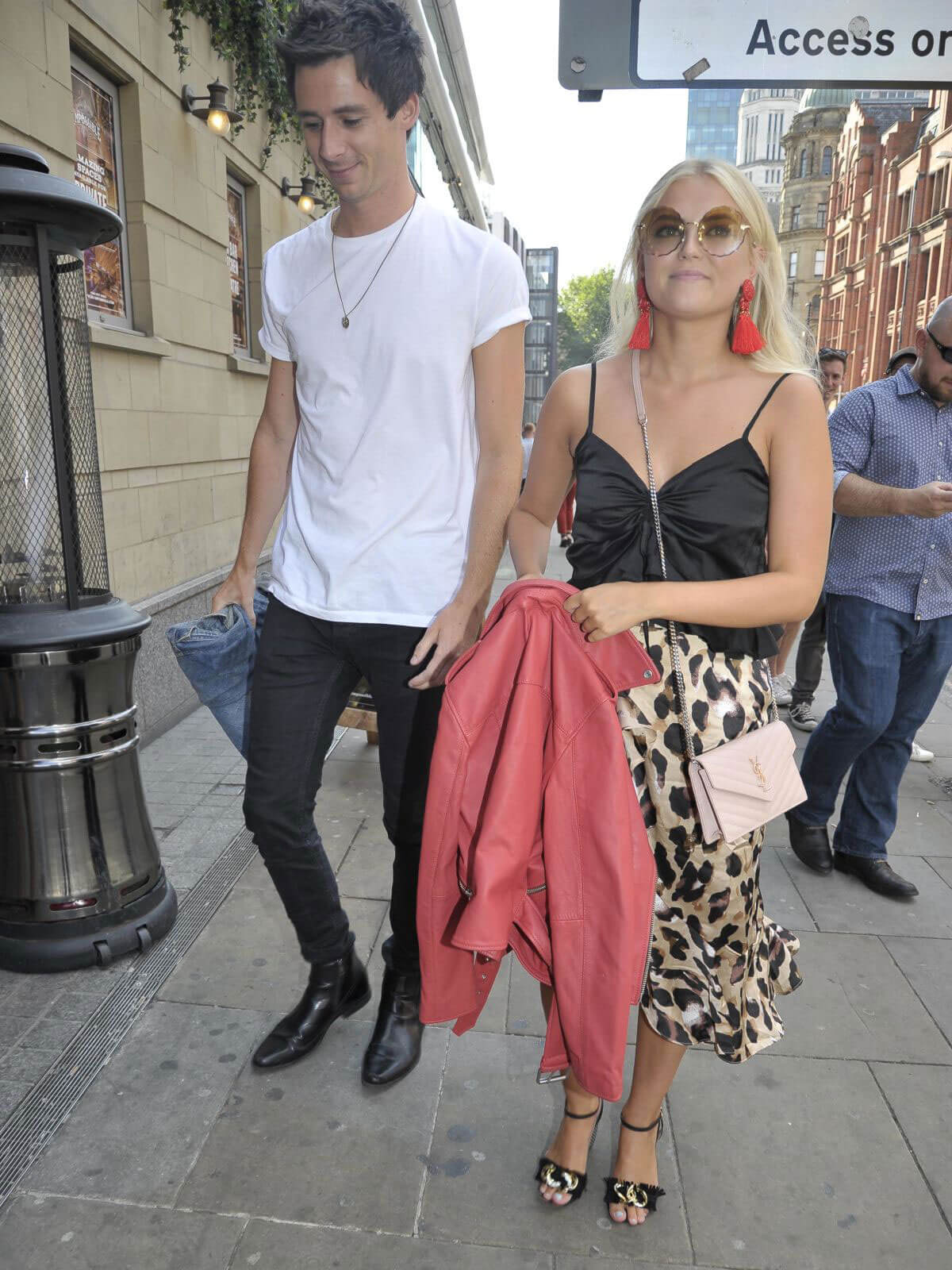 Lucy Fallon at Impossible Bar in Manchester 2018/07/13 1