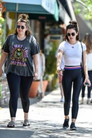 Lucy Hale at Coyote Cafe in Los Angeles 2018/07/21 1