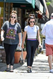 Lucy Hale at Coyote Cafe in Los Angeles 2018/07/21 7