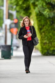 Lucy Hale Out and About in Los Angeles 2018/05/23 2