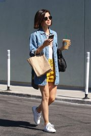 Lucy Hale Out and About in Los Angeles 2018/07/24 3