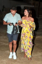 Lucy Mecklenburgh and Ryan Thomas Night Out in Mykonos 2018/06/24 3