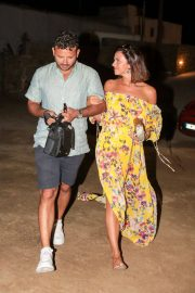 Lucy Mecklenburgh and Ryan Thomas Night Out in Mykonos 2018/06/24 4
