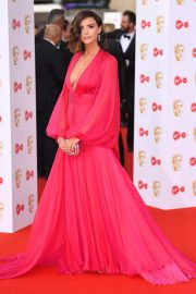 Lucy Mecklenburgh at Bafta TV Awards in London 2018/05/13 2