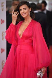 Lucy Mecklenburgh at Bafta TV Awards in London 2018/05/13 4
