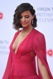 Lucy Mecklenburgh at Bafta TV Awards in London 2018/05/13 7