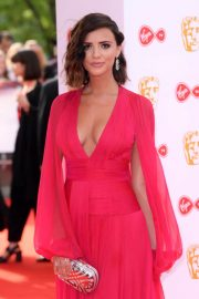 Lucy Mecklenburgh at Bafta TV Awards in London 2018/05/13 8