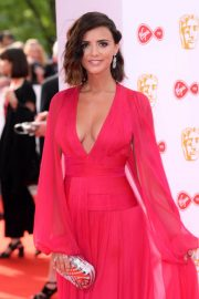 Lucy Mecklenburgh at Bafta TV Awards in London 2018/05/13 10