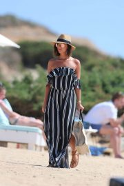 Lucy Mecklenburgh Out in Ibiza 2018/05/11 2