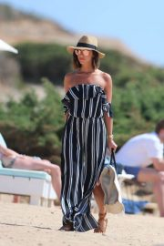 Lucy Mecklenburgh Out in Ibiza 2018/05/11 3