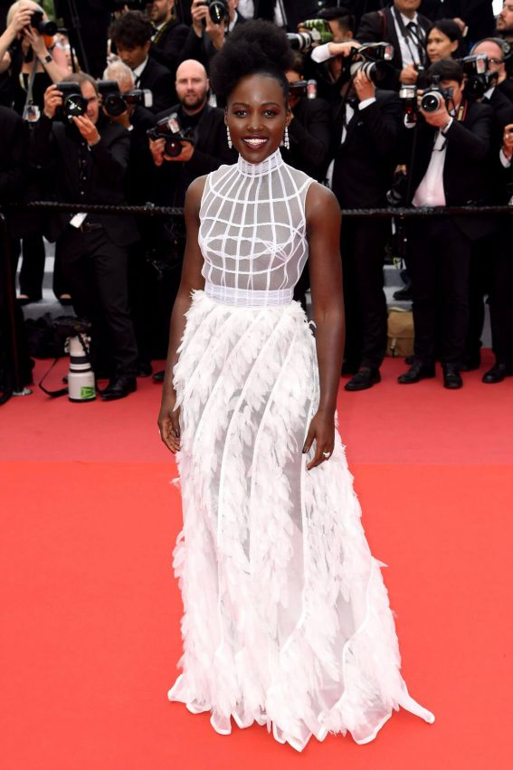 Lupita Nyong o at sorry angel premiere at cannes film festival 2018/05/10 1