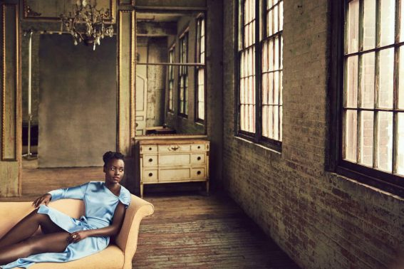 Lupita Nyong o  for The Hollywood Reporter, January 2018 1