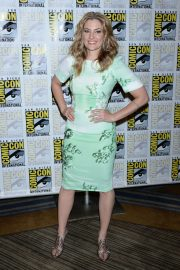 Madchen Amick at Riverdale Photocall at Comic-con in San Diego 2018/07/21 3