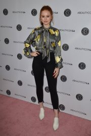 Madelaine Petsch at Los Angeles Beautycon Festival 2018/07/14 8