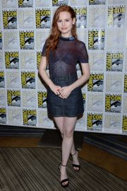Madelaine Petsch at Riverdale Panel at Comic-con in San Diego 2018/07/21 2