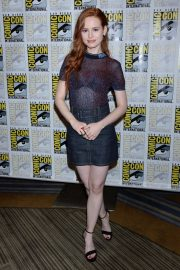 Madelaine Petsch at Riverdale Panel at Comic-con in San Diego 2018/07/21 6