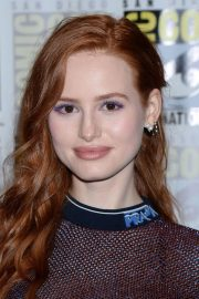 Madelaine Petsch at Riverdale Panel at Comic-con in San Diego 2018/07/21 9
