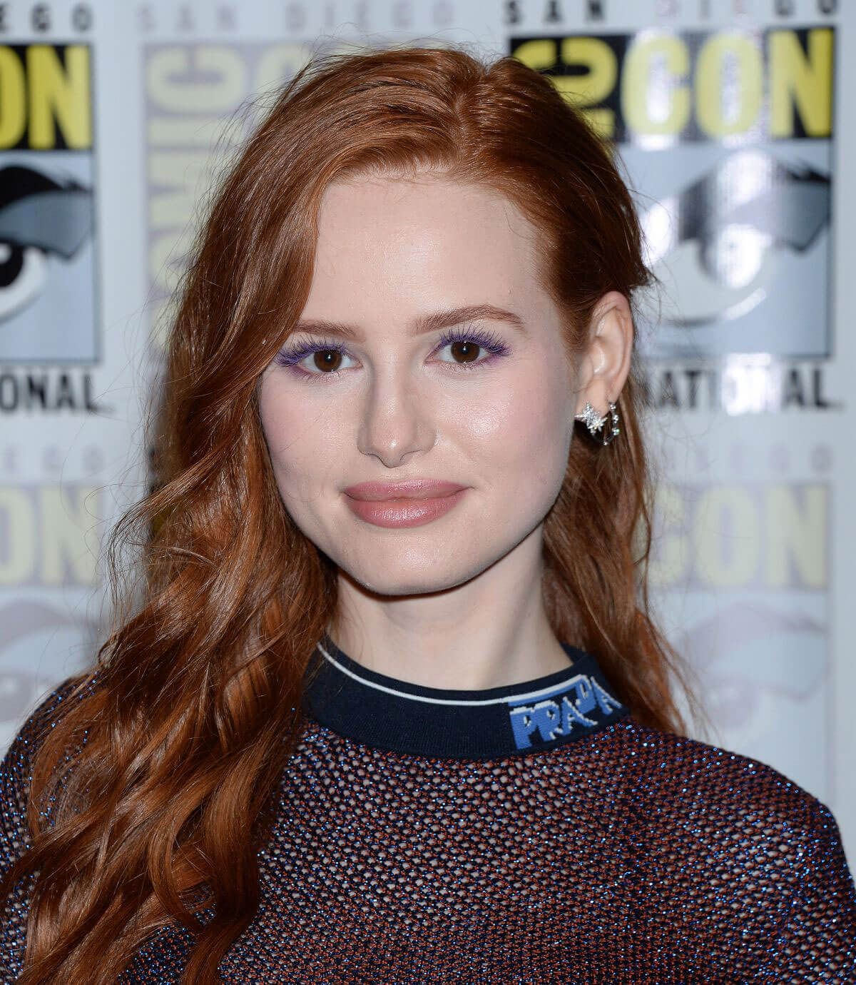 Madelaine Petsch at Riverdale Press Line at Comic-con in San Diego 2018/07/21 1