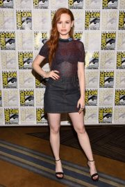 Madelaine Petsch at Riverdale Press Line at Comic-con in San Diego 2018/07/21 7