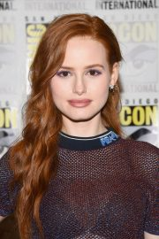 Madelaine Petsch at Riverdale Press Line at Comic-con in San Diego 2018/07/21 8