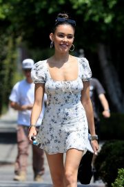 Madison Beer Out on Melrose Place 2018/07/28 12