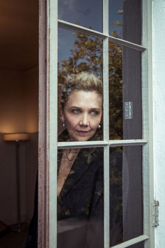 Maggie Gyllenhaal for The Wrap, June 2018 1