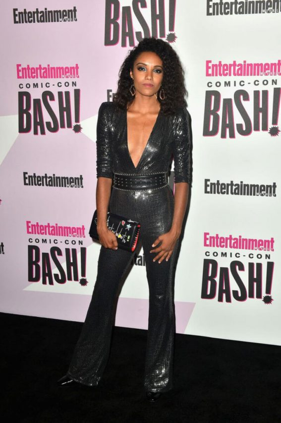 Maisie Richardson-Sellers at Entertainment Weekly Party at Comic-con in San Diego 2018/07/21 1