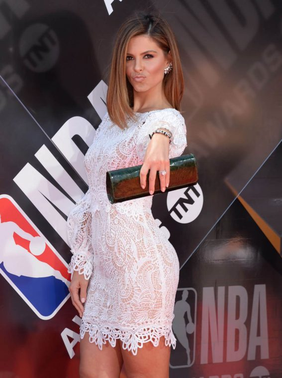 Maria Menounos at 2018 NBA Awards at Barker Hangar in Santa Monica 2018/06/25 1