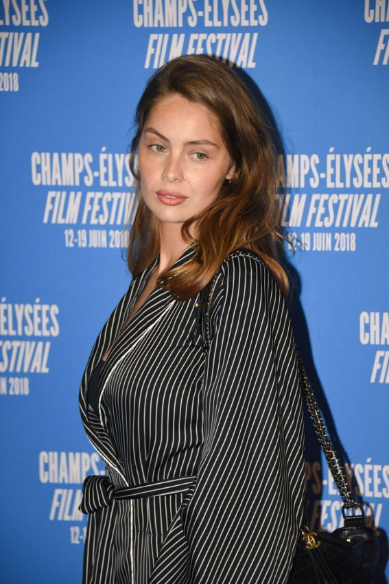 Marie-Ange Casta at 7th Champs Elysees Film Festival in Paris 2018/06/12 1