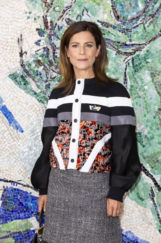 Marina Fois at Louis Vuitton 2019 Cruise Collection in Saint Paul De Vence 2018/05/28 1