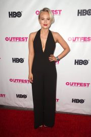 MARRI SAVINAR at Outfest Film Festival Opening Night Gala in Los Angeles 2018/07/12 3