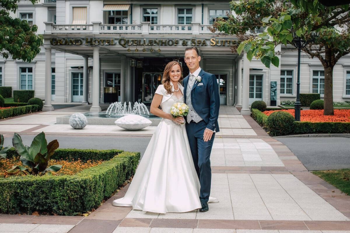 Martina Hingis Marries Harry Leeman in Bad Ragaz 2018/07/21 1