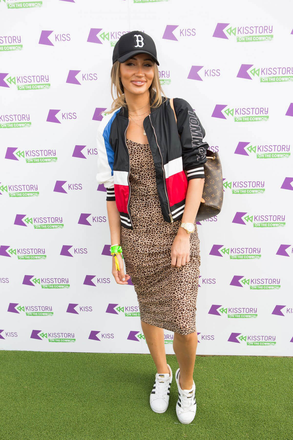 Megan McKenna at Kisstory on the Common in London 2018/07/21 1